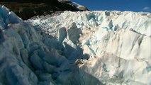 La Nouvelle-Zélande n'est pas épargnée par la fonte des glaces