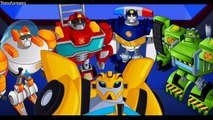 Transformers Rescue Bots - S01E18 - Bumblebee to the Rescue