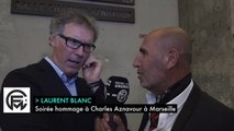 """Laurent Blanc :""""L'OM, c'est pas encore fini"""""""