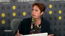 """Bernadette Groison : """"Il y a beaucoup de personnes qui ne veulent plus venir aux manifestations sur Paris"""""""