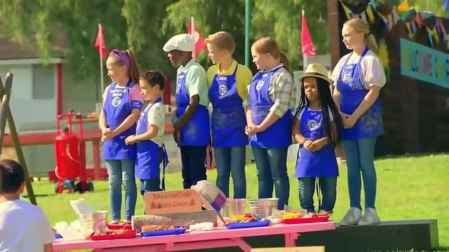 Masterchef Junior Season 7 Episode 7 - Camp Masterchef