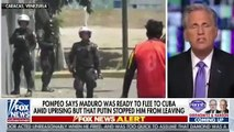 Kevin McCarthy Warns Sanders And Ocasio-Cortez Policies Would Lead To Venezuela-Like Crisis