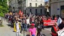 Nancy : le défilé du 1er-Mai