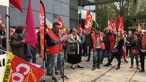 Manifestation intersyndicale du 1er mai