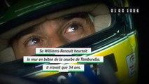 Il y a 25 ans disparaissait Ayrton Senna