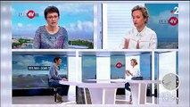 """""""Gilets jaunes"""" : le mouvement est """"salutaire"""", selon Nathalie Arthaud (LO)"""