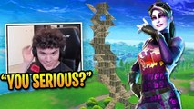 FaZe Jarvis Challenged by Ghost Ex to 1v1 and Shows Why He's in FaZe! | Fortnite Moments