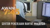 Sektor pekerjaan rakyat Malaysia