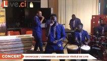 Showcase live / Le groupe zouglou Connexion en ambiance Yékélé