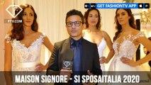 Maison Signore 2020 Si SposaItalia   FashionTV   FTV
