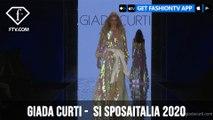 Giada Curti 2020 Si SposaItalia | FashionTV | FTV