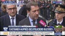 """1er-mai: Christophe Castaner affirme que """"des gens ont volé aux organisations syndicales leur fête"""""""