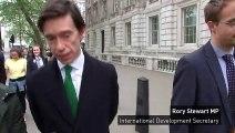 Rory Stewart: Williamson sacking was handled correctly
