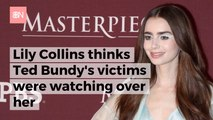 Lily Collins Had A Stange Connection To Ted Bundy's Victims
