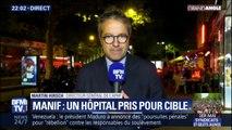 """Hôpital pris pour cible à Paris: le directeur général de l'APHP dénonce un acte """"rarissime et très grave"""""""
