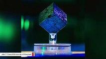 Mystery Surrounds WWII-Era Nazi Uranium Cubes