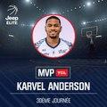 MVP TCL - Jeep® ÉLITE J30 - Karvel Anderson