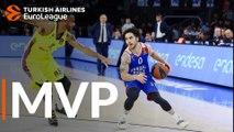 Turkish Airlines EuroLeague Playoffs Game 5 MVP: Shane Larkin, Anadolu Efes Istanbul