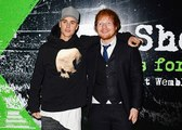 Justin Bieber Teases Ed Sheeran Collaboration