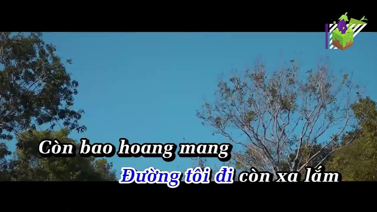 [Karaoke] Đón Bình Minh - Phạm Anh Duy [Beat]