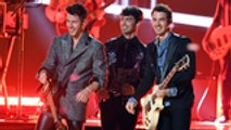 Jonas Brothers Perform Mashup of Hiatus Hits and A Comeback Single at 2019 BBMAs | Billboard News