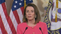 Pelosi on Barr: He lied to Congress, that's a crime