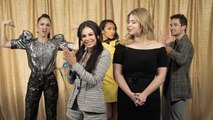'The Perfectionists' Cast Competes in an OG 'PLL' Trivia Battle