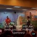 Sophie Turner and Joe Jonas Held a Surprise Vegas Wedding