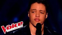 Jacques Brel – Amsterdam   Clyv   The Voice France 2015   Blind Audition