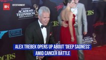 Alex Trebek Is A Real Fighter