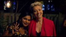 Mindy Kaling, Emma Thompson, John Lithgow in 'Late Night' New Trailer