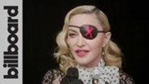 Madonna Talks New Album 'Madame X,' Working With Maluma & Swae Lee | BBMAs 2019