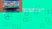 About For Books  Maritime Law (Maritime and Transport Law Library)  Best Sellers Rank : #3