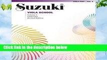 Full version  Suzuki Viola School, Vol 6: Viola Part: Viola Part v. 6 (Suzuki Method