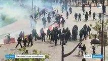 1er-Mai : un cortège placé sous très haute surveillance à Paris