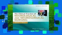 Clinical Practice of Neurological and Neurosurgical Nursing (Clinical Practice of Neurological