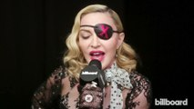 Madonna on Intense 'Medellin' Performance Prep with Maluma - Backstage Interview - BBMAs 2019