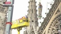 Incendie de Notre-Dame de Paris : le projet de loi pour la restauration à l'Assemblée le 10 mai