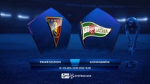 Pogoń Szczecin 3:4 Lechia Gdańsk - Matchweek 32: HIGHLIGHTS