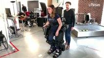 Un exosquelette pour rendre la marche aux personnes handicapées