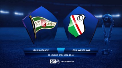 Lechia Gdańsk 1:3 Legia Warszawa - Matchweek 33: HIGHLIGHTS