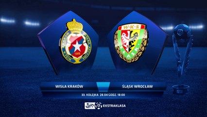 Wisła Kraków 1:1 Śląsk Wrocław - Matchweek 33: HIGHLIGHTS