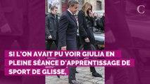 PHOTOS. Trop chou ! Carla Bruni dévoile un adorable moment de complicité entre Nicolas Sarkozy et leur fille Giulia