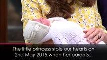 Princess Charlotte celebrates her fourth birthday!