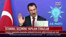 AKP'li Ali İhsan Yavuz yine sahnede Bir şey oldu ama…