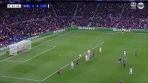 Le coup franc magique de Leo Messi