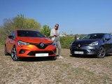 La Renault Clio 5 face à la Clio 4