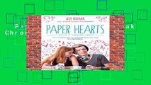 Paper Hearts (Heartbreak Chronicles)  For Kindle