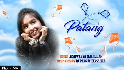 Patang | Aishwarya Majmudar | Makar Sankranti Special | Children Special Gujarati Song