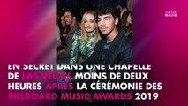 Sophie Turner : L'actrice s'est mariée avec Joe Jonas à Las Vegas